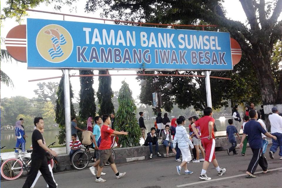 kambang iwak now palembang