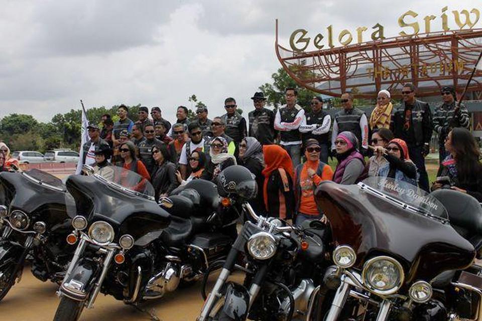 5 Komunitas Motor di Palembang yang Banyak Event Kopdar