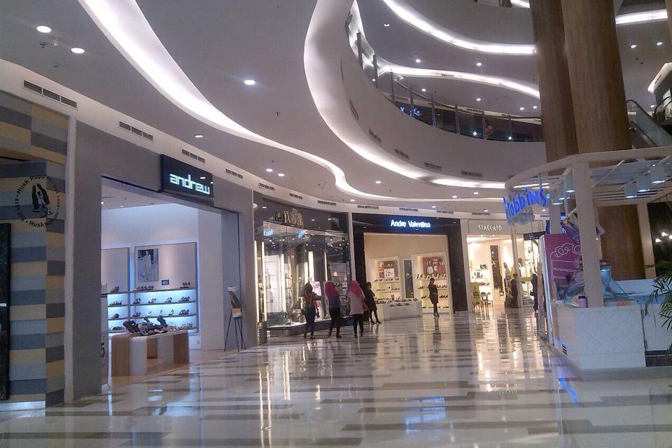 5 Mall di Palembang Terbesar dan Terlengkap