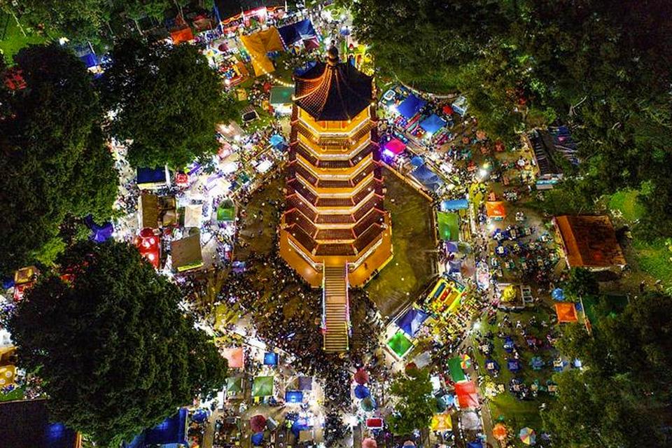 SumSel Punya Cerita! Daftar 5 Vihara di Palembang Terfavorit