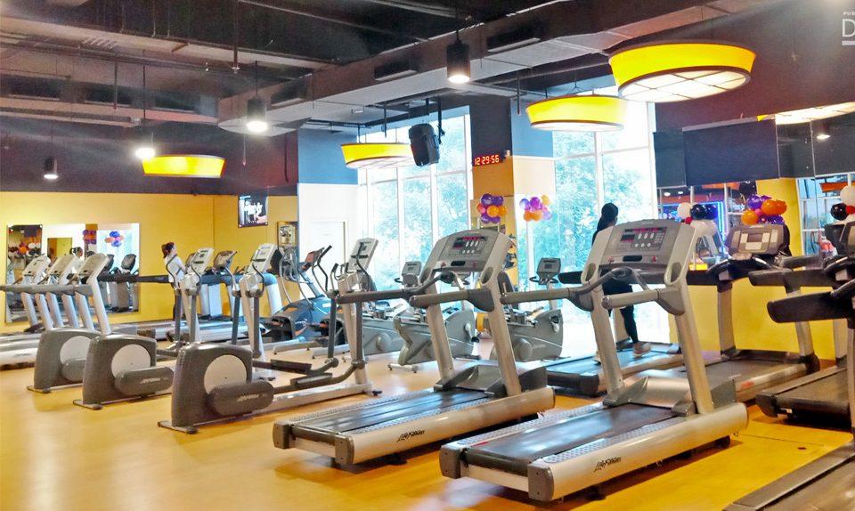 Osbond Gym Palembang