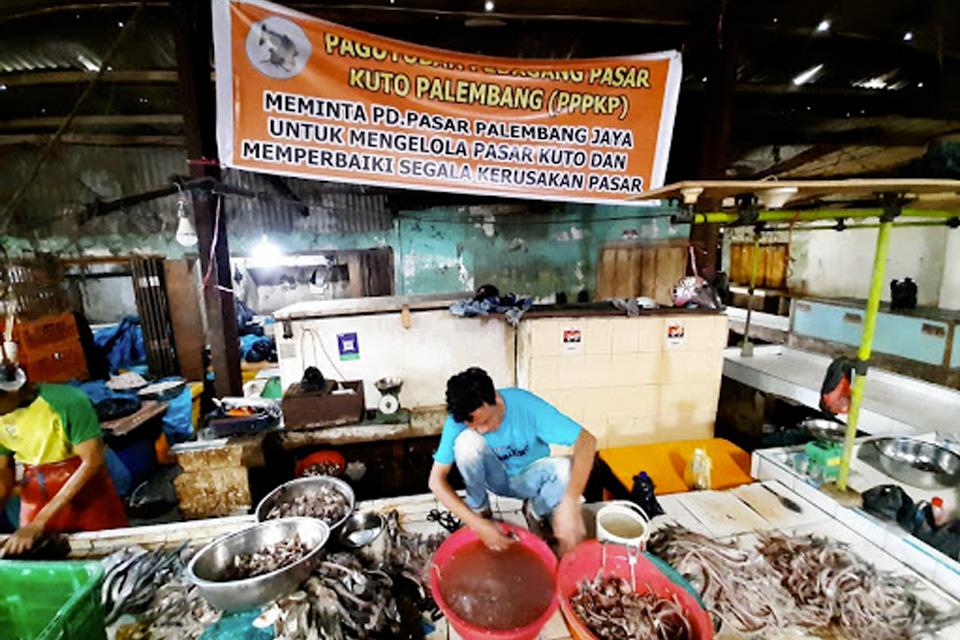 5 Pasar di Palembang Favorit yang Lengkap, Murah dan Ramai