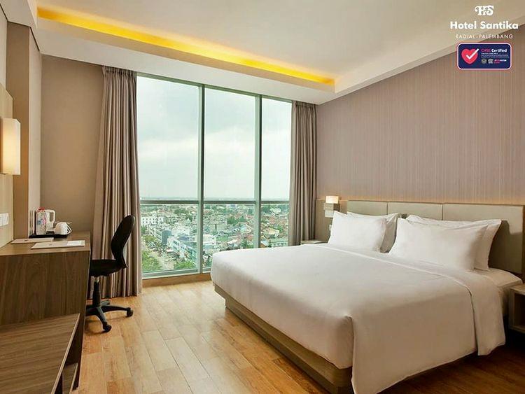 hotel santika palembang