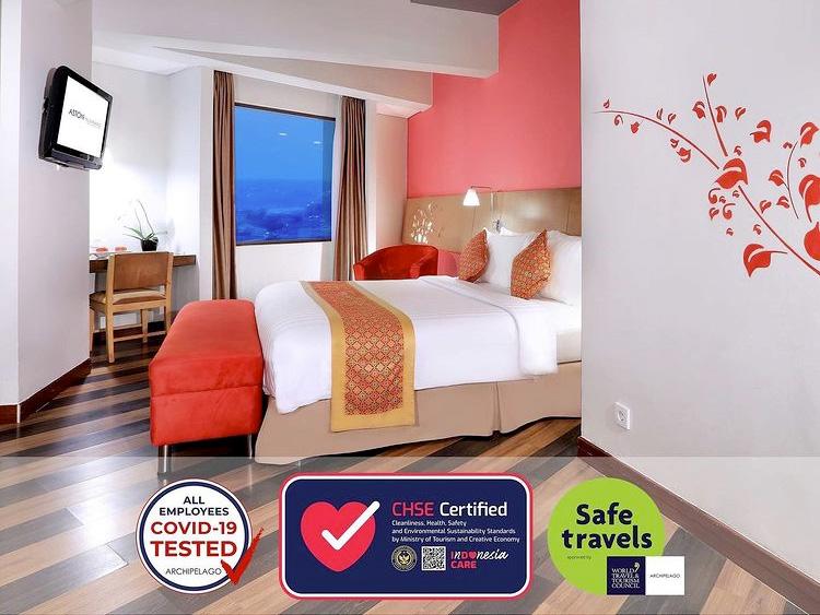 aston hotel palembang