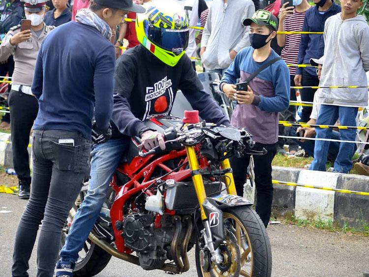 Mari Mengenal Drag Race di Palembang