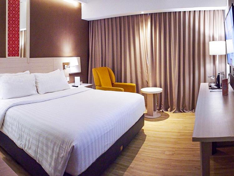harper hotel palembang