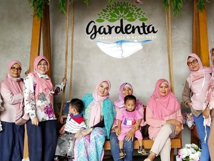 gardenta palembang
