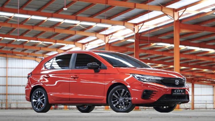 Mengenal Honda City Hatchback