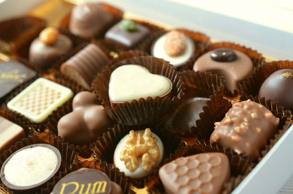coklat lupain mantan